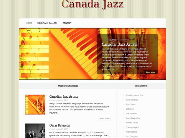 Canada Jazz