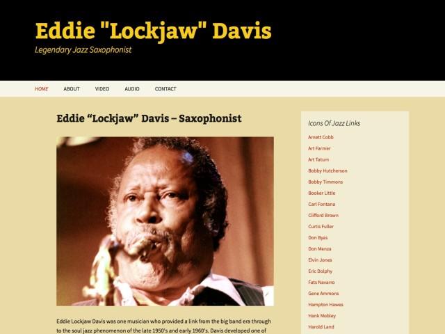Eddie 'Lockjaw' Davis
