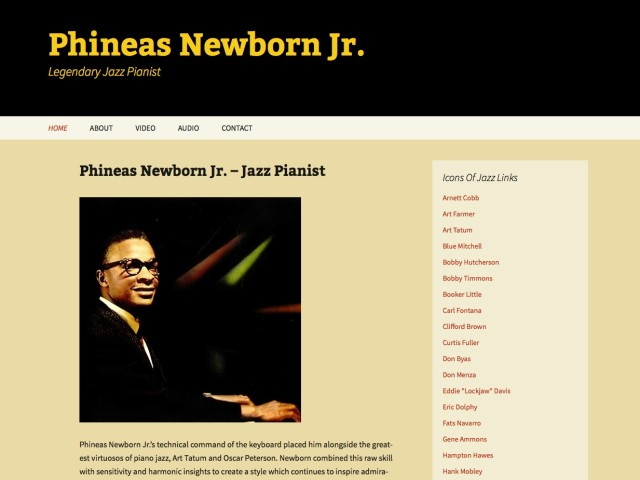 Phineas Newborn Jr.