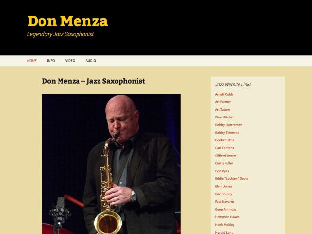 Don Menza
