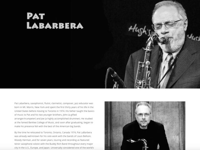 Pat LaBarbera